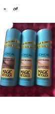 l'oreal touch up root concealer spray. Light Blonde x2 And Dark Blonde X1