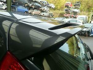 FORD FIESTA ZETEC S REAR SPOILER WING SEA GREY S9 (09-17)