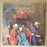 "Kool & The Gang – Something Special, 12"" 33 rpm vinyl LP, DL DSR 8502, 1981 USA"
