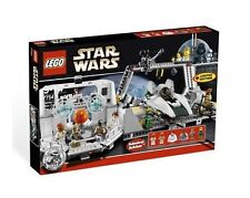 Lego STAR WARS 7754 MON CALAMARI CRUISER Ackbar Lando Gen Crix Madine Mon Mothma