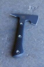 RMJ Tactical MINI JENNY SPIKE Tomahawk Black with Kydex Sheath Authorized Dealer