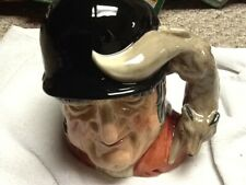 Royal Doulton Large Character Collectible Toby Mug Jug Gone Away With Fox D 6531