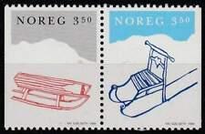 Noorwegen postfris 1994 MNH 1170-1171 - Kerstmis / Christmas