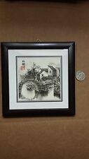 Chinese Painting 4 for home decoration  - compact and beautiful