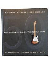 The Stratocaster Chronicles Fender Strat Guitar Hal Leonard Book CD Pack
