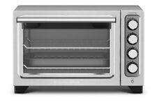 KitchenAid Compact Countertop Convection Oven | Contour Silver