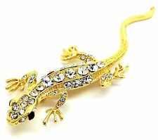 Animal Gold Costume Brooches & Pins