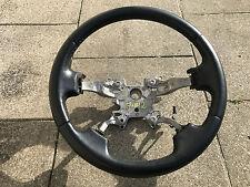 RANGE ROVER SPORT heated steering wheel perforated leather 2010 model genuine
