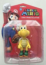 Super Mario Figure Koopa Trooper Toy Nintendo Wii SNES 3DS Gaming 12cm Large OZ!