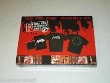 """This is Spinal Tap """"None More Black""""  DVD Collector's Set Out Of Print FREE SHIP"""