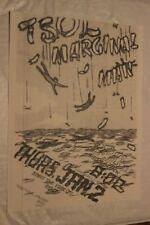 TSOL + Marginal Man D.C. (1986) Vintage hardcore Punk Flyer t s o l dc