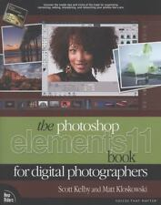 The Photoshop Elements 11 Book for Digital Photographers (Voices That-ExLibrary