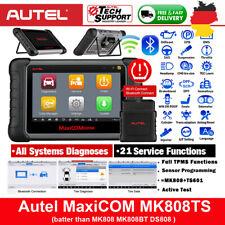 Autel MaxiCOM MK808TS KFZ Auto OBD2 Scanner Diagnosegerät TPMS RDKS Bluetooth DE