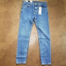 Levi's 512 Slim Taper Blue Stonewash Jeans  Men's Size 30(32) X 32