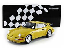 MINICHAMPS - 1/18 - PORSCHE 911 TURBO (964) - 1990 - 155069100