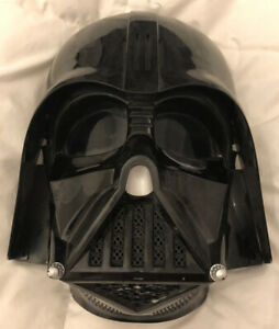 Star Wars Darth Vader Mask with Darth Vader's Breathing Sounds. Used.