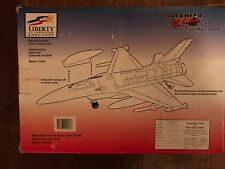 """Us Navy Lockheed F-16 """"Fighting Falcon"""" Diecast Collectors Bank-Free Shipping"""
