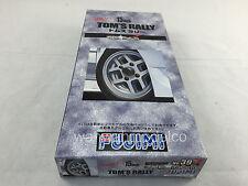 Fujimi TW39 Tom's Rally Wheel & Tire Set 1/24 Scale