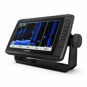 "Garmin ECHOMAP UHD 94SV, 9"" Keyed-Assist Touchscreen Chartplotter"