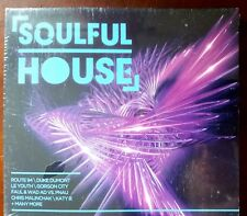 V) CD - SOULFUL - HOUSE - Compilation -