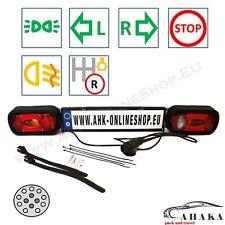 Lichtleiste Fahrradträger Lichtbalken Leuchtbalken Zusatzbeleuchtung 13 polig
