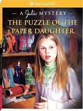 The Puzzle of the Paper Daughter by Kathryn Reiss (2010, Paperback)