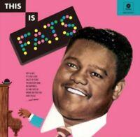 Domino- FatsThis Is Fats + 2 Bonus Tracks (New Vinyl)