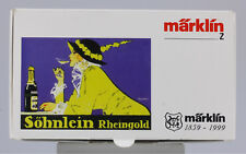 Märklin Z Söhnlein Rheingold Sparkling Wine Refrigerator Car, Limited Run, 1999