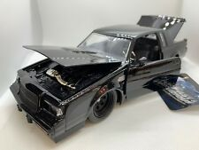 1987 Buick Grand National JADA Fast And Furious 1:24 Diecast Car