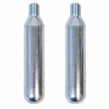 2 x 45g Co2 Carbon Dioxide Aquarium Refill Threaded Supply Cartridge Cylinder