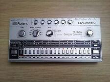 Tambor analógico Roland TR-606 Drumatix máquina y fuente de alimentación 707 808 909
