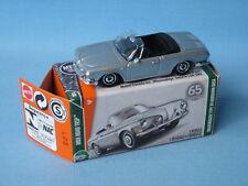 Matchbox VW Volkswagon Karmann Ghia Type 34 Convertible Silver70mm Toy Car Boxed