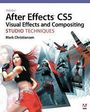 Adobe After Effects CS5 Visual Effects and Compositing Studio-ExLibrary
