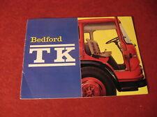 1960's Bedford Bus Truck semi rig Sales Brochure Booklet Catalog Book Old