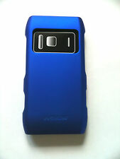 Nokia N8 Case/Cover,Aegis hard case,BLUE,soft touch.