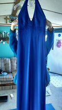 Royal blue size 3/4 dress