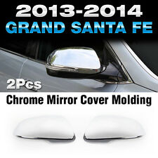 Chrome Mirror Cover Molding K-068 for HYUNDAI 2013-2016 Grand SantaFe / Maxcruz