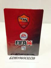 FIFA 14 Steelbox Steelbook Roma PS3 Xbox 360 PC NEU Metallic Box Exclusive