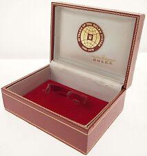 ROLEX  BESTICKTE JUBILÄUMS ETUI / BOX  - 50 JEARS OF THE ROLEX OYSTER 1926- 1976