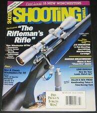 Shooting Times Magazine February 1993-Winchester M70