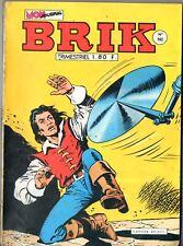 ~+~ BRIK ~+~ n°162 ~+~ MON JOURNAL ~+~ 1973