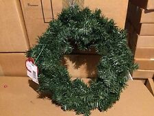 "Pine Christmas Wreath Decoration Indoor/Outdoor 22"" Size Trim A Home New"