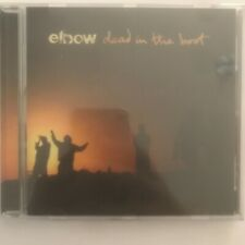 Elbow dead in the boot cd 13 titres neuf sous blister