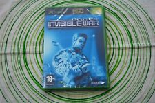 Deus ex invisible war Nuovo XBOX