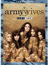 Army Wives Season 6 Part 2 Sixth TV Series Region 4 New DVD (2 Discs)
