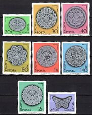 Hungary - 1964 Halas Lace - Mi. 2000-07 MNH