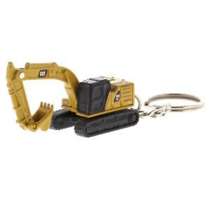 Diecast Masters 85981 Cat Micro 320 Hydraulic Excavator Keychain