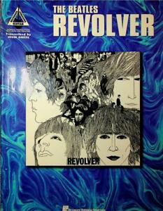 The Beatles: Revolver: Guitar Recorded Versions