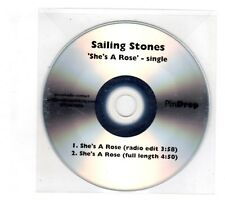 (ID355) Sailing Stones, She's A Rose - DJ CD