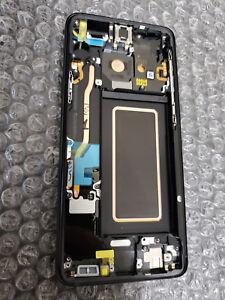 New Samsung Galaxy S9 G960U G960 LCD Digitizer Frame Screen - Black